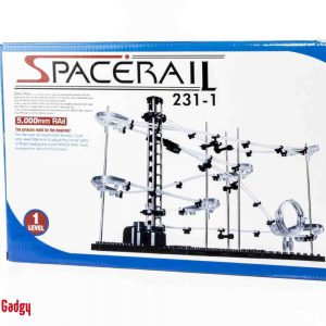 Space Rail Marble Track-169