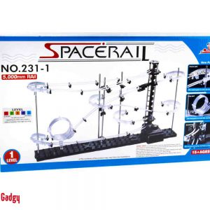 Space Rail Marble Track-171