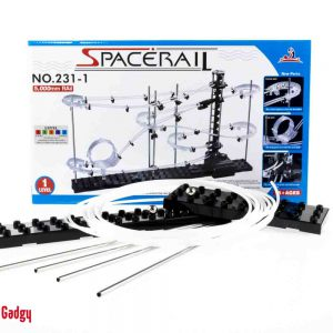 Space Rail Marble Track-170