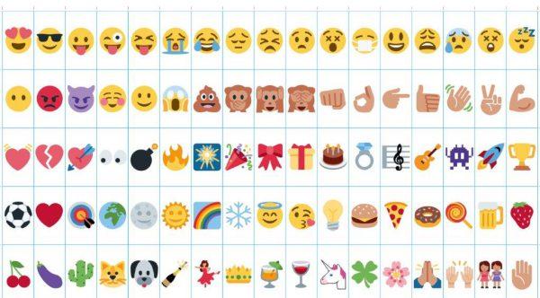 Emoji Smiley Letter Sheet for A4 Lightbox-0