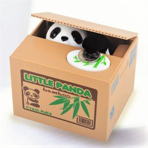 Panda Money Bank-0
