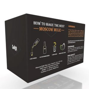 Moscow Mule Mugs set 2pc-2661