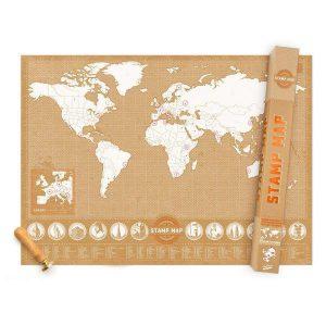 Stamp Map-0
