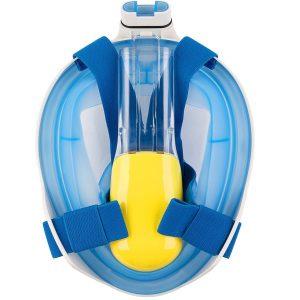 Dive Mask Kids Blue-2785