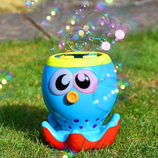 Bubble Blower Octopus-0