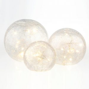 Crackle Glass Ball Lights-3116