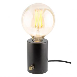 Table Light Black-3131