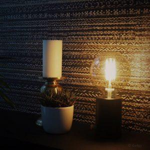 Table Light Black-3136