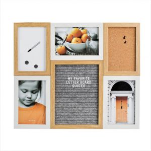 Letter Board Picture Frame Small – 6 parts-3272