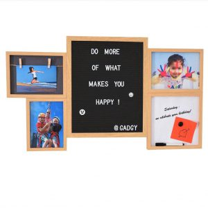 Letter Board Picture Frame Large – 5 parts-3234