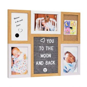 Letter Board Picture Frame Small – 6 parts-3246