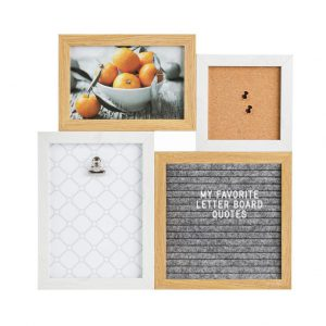 Letter Board Picture Frame Small – 4 parts-3215