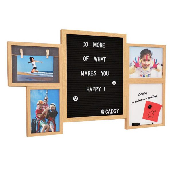Letter Board Picture Frame Large – 5 parts-0