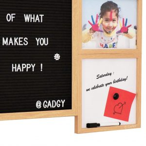 Letter Board Picture Frame Large – 5 parts-3235