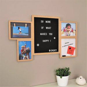 Letter Board Picture Frame Large – 5 parts-3236