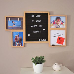 Letter Board Picture Frame Large – 5 parts-3237