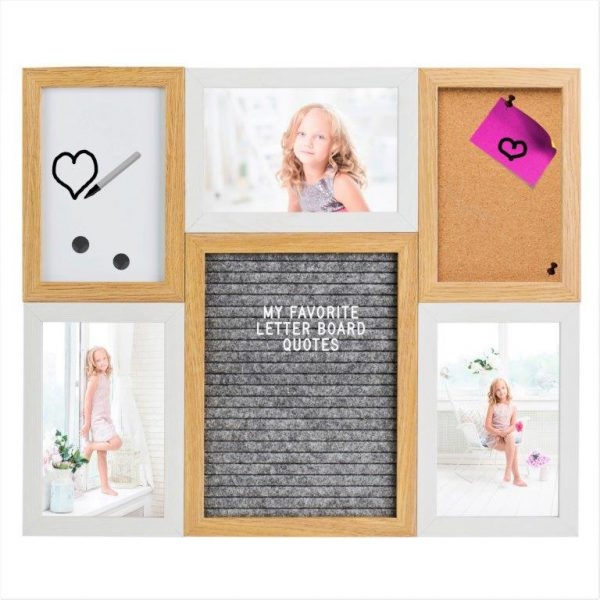 Letter Board Picture Frame Small – 6 parts-0