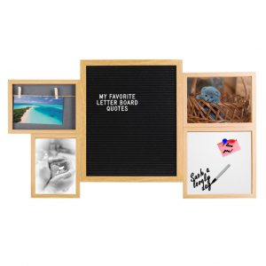 Letter Board Picture Frame Large – 5 parts-3233