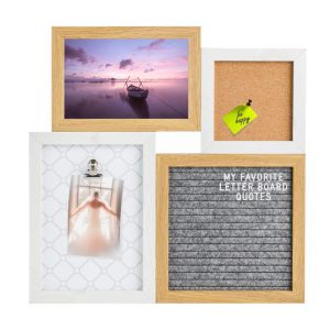 Letter Board Picture Frame Small – 4 parts-3214