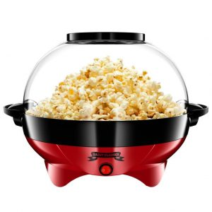 Popcorn Machine Round-3399