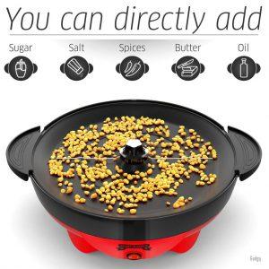 Popcorn Machine Round-3483