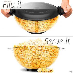 Popcorn Machine Round-3488
