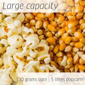 Popcorn Machine Round-3486