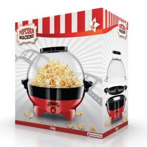 Popcorn Machine Round-3407
