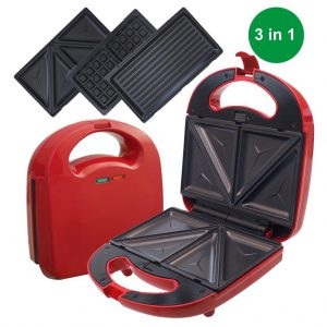 Sandwich Maker (3 in 1)-3525