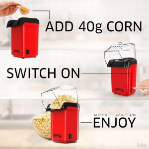 Popcorn Machine Basic-3478