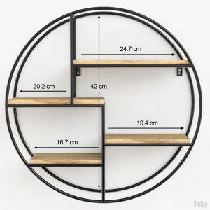 Wall shelf 42cm-3554