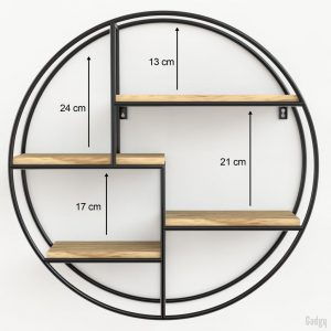 Wall shelf 42cm-3556