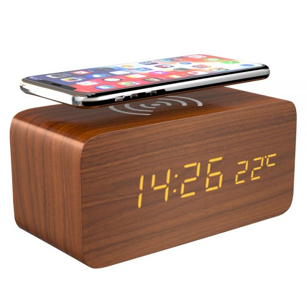 Alarm Clock phone charger-3566