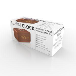 Alarm Clock phone charger-3573